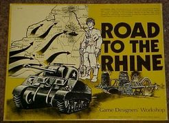 Road to the Rhine
