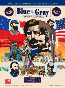 Blue vs Gray